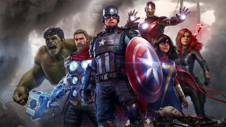 Contenu bêta de Marvel's Avengers révélé, personnages jouables, missions, équipement détaillé
