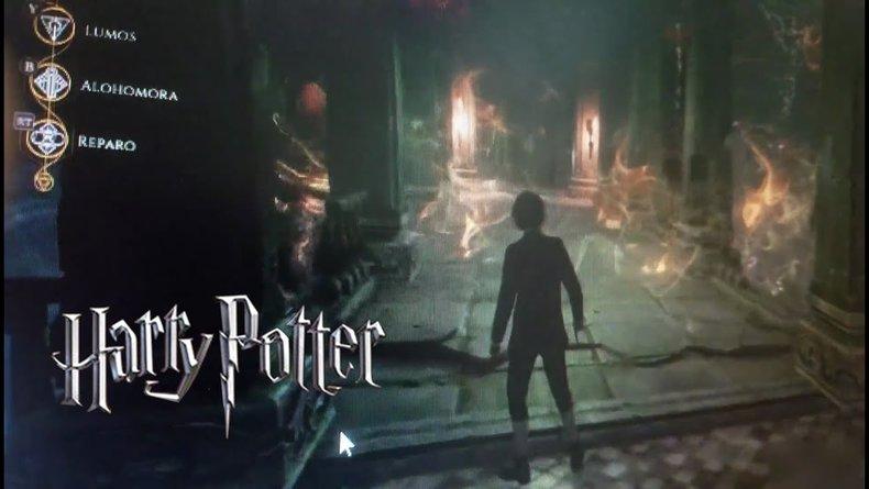 Avalanche de nouvelles informations concernant le jeu — Harry Potter