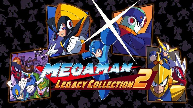 Mega Man Legacy Collection 2 est là !