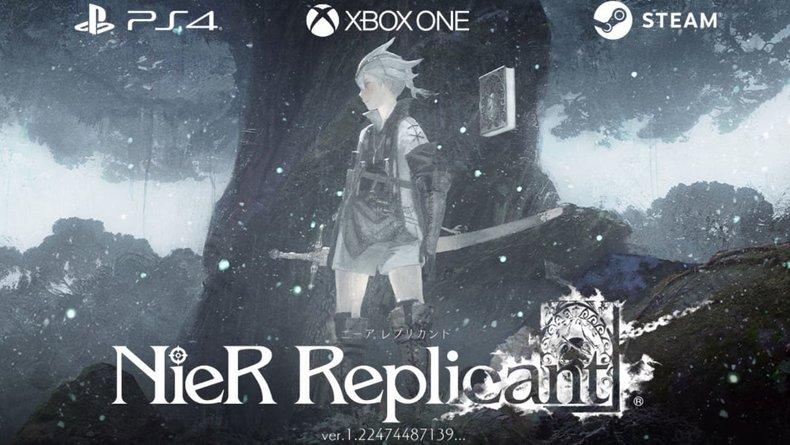 PS4/One et steam — Nier Replicant