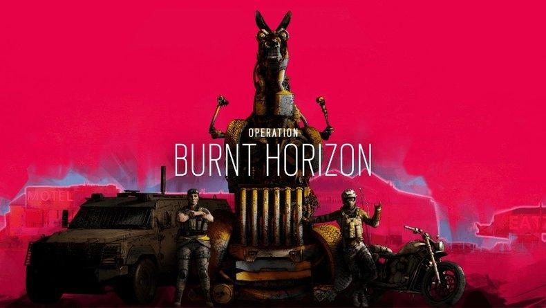 Ubisoft annonce l'Opération Burnt Horizon — Rainbow Six Siege