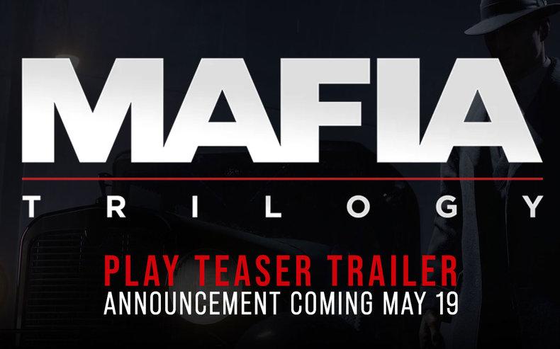Trailer de gameplay du Remaster des 3 épisodes — Mafia Trilogy