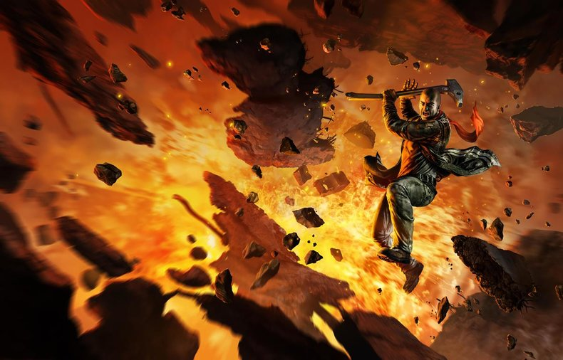 Red Faction Guerrilla Re-Mars-tered bientôt sur Xbox One en 4K