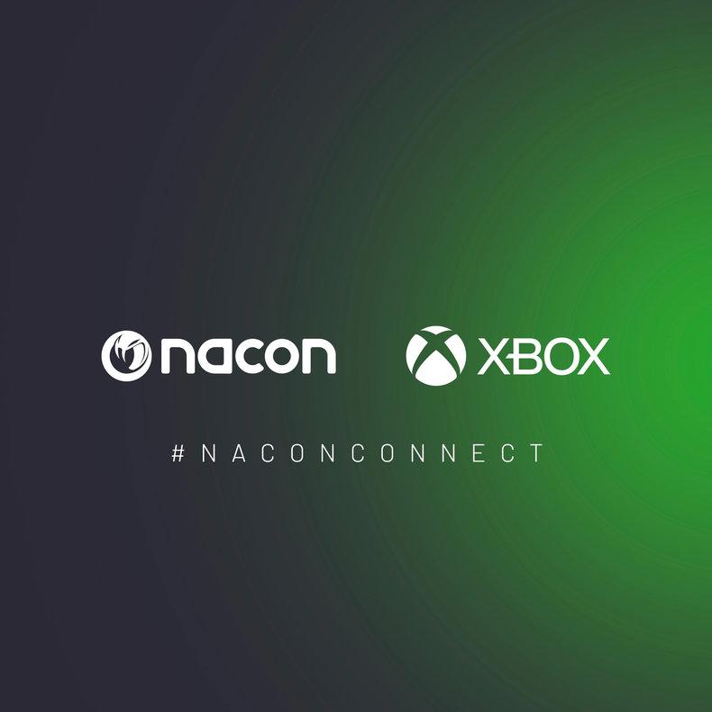 Nacon et Xbox partenaires pour des accessoires Xbox Series X