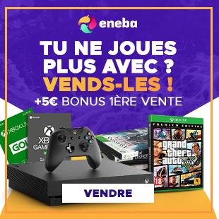 Vendre ses jeux au meilleur prix sur Eneba